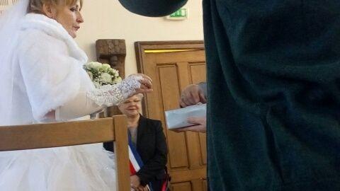 Le mariage de Christophe et Odile à Rugles, Eure 37