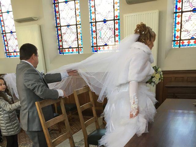 Le mariage de Christophe et Odile à Rugles, Eure 43