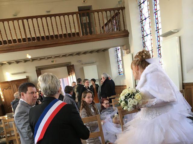 Le mariage de Christophe et Odile à Rugles, Eure 44