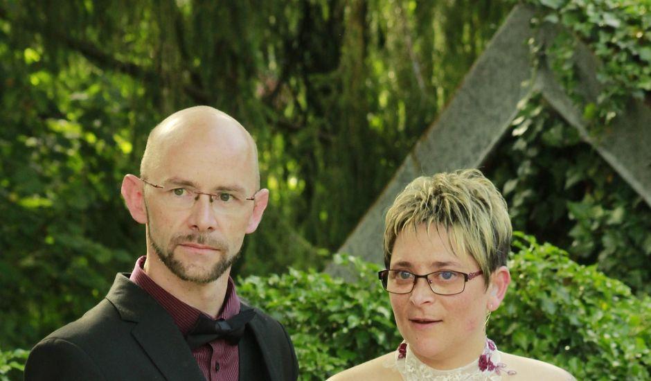 Le mariage de Didier et Sabrina à Cornimont, Vosges