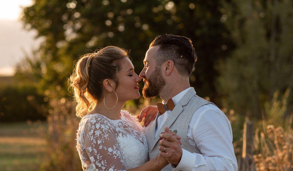 Le mariage de Niels et Marina à Tours, Indre-et-Loire