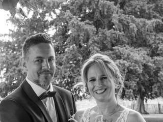 Le mariage de Marlene et Caron 1
