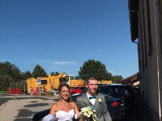 Le mariage de Virginie et David 1