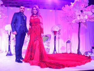 Le mariage de Chayma et Hamza