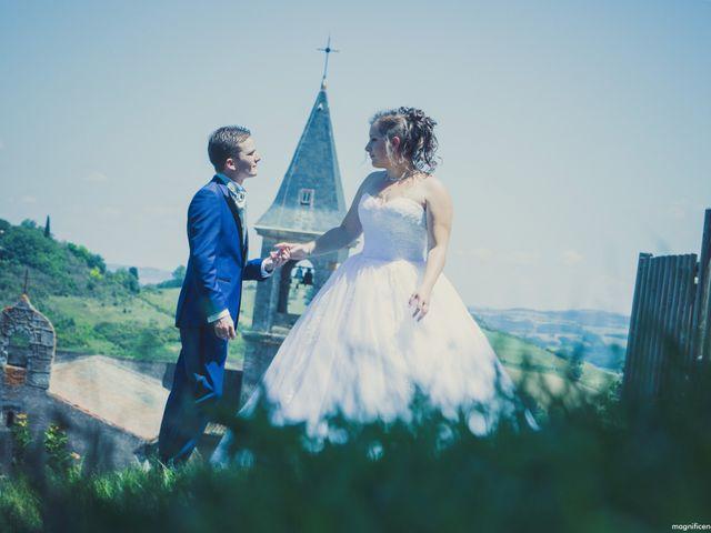 Le mariage de Johan et Lola à Serviès, Tarn 44
