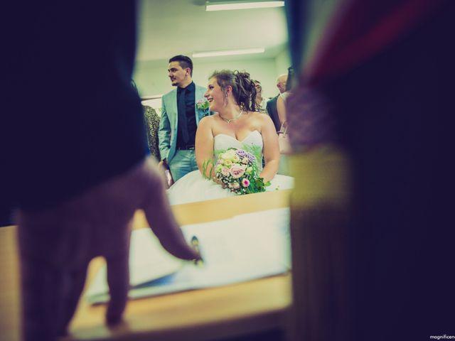 Le mariage de Johan et Lola à Serviès, Tarn 52