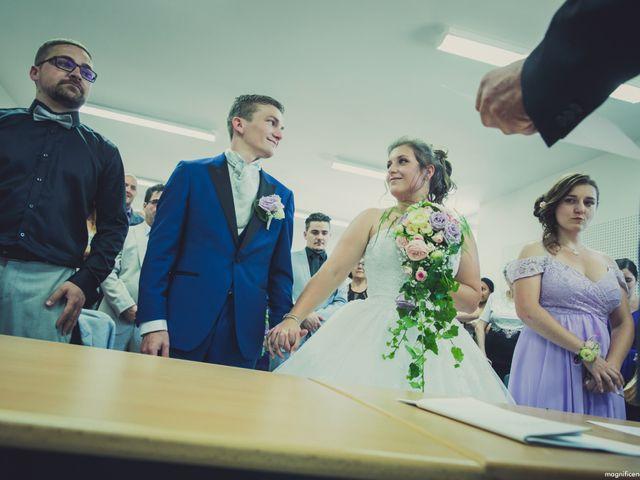 Le mariage de Johan et Lola à Serviès, Tarn 56