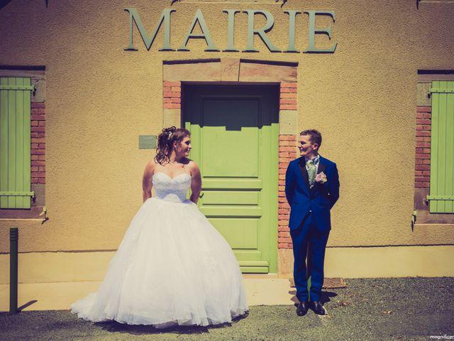 Le mariage de Johan et Lola à Serviès, Tarn 59