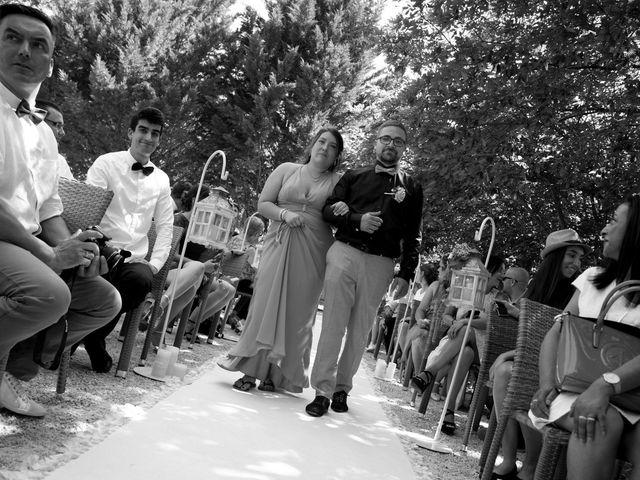 Le mariage de Johan et Lola à Serviès, Tarn 68