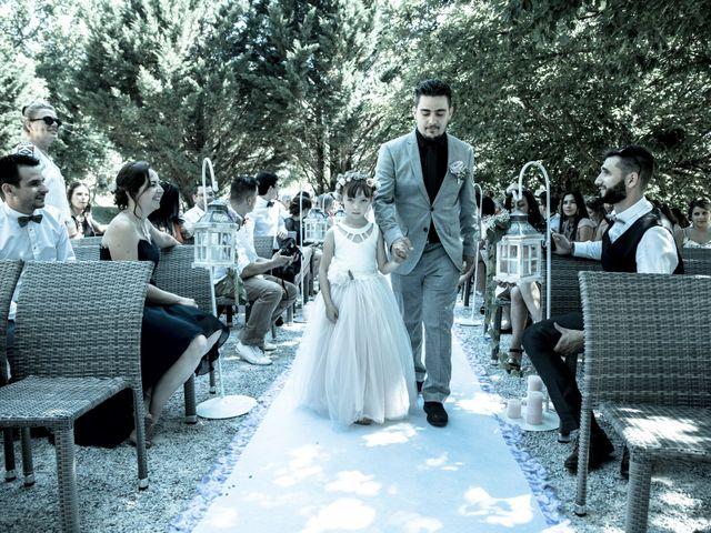Le mariage de Johan et Lola à Serviès, Tarn 72