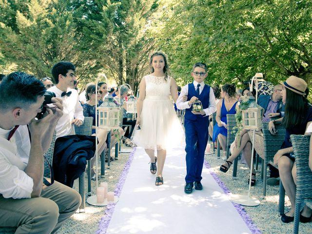 Le mariage de Johan et Lola à Serviès, Tarn 73