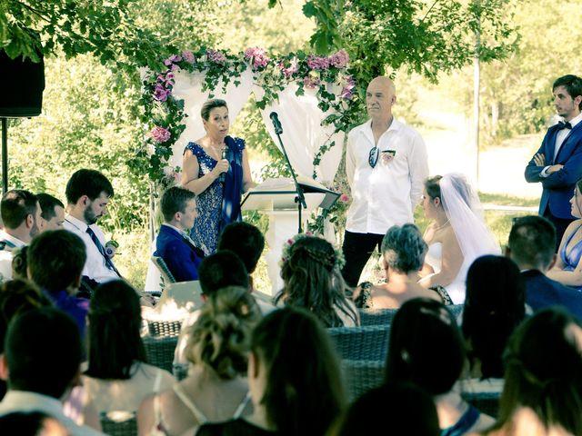 Le mariage de Johan et Lola à Serviès, Tarn 79