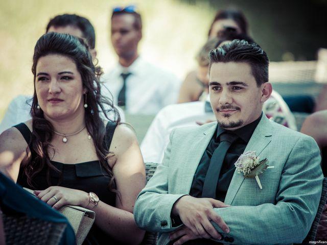 Le mariage de Johan et Lola à Serviès, Tarn 83
