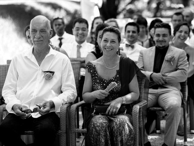 Le mariage de Johan et Lola à Serviès, Tarn 86