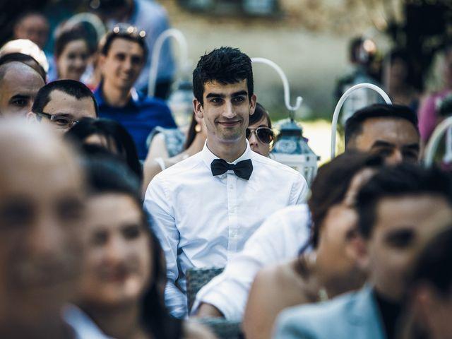 Le mariage de Johan et Lola à Serviès, Tarn 87