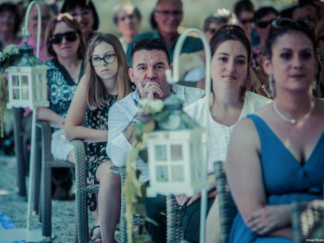 Le mariage de Johan et Lola à Serviès, Tarn 90
