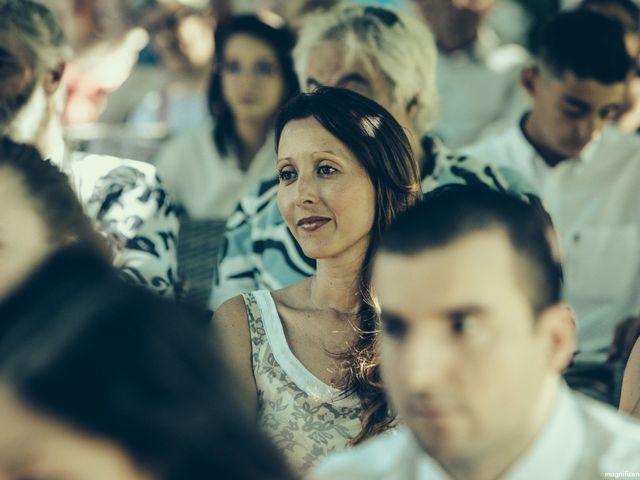 Le mariage de Johan et Lola à Serviès, Tarn 91