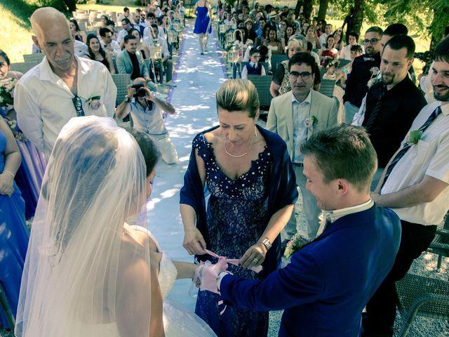 Le mariage de Johan et Lola à Serviès, Tarn 97