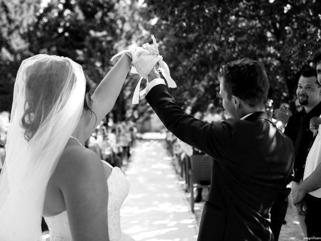 Le mariage de Johan et Lola à Serviès, Tarn 98