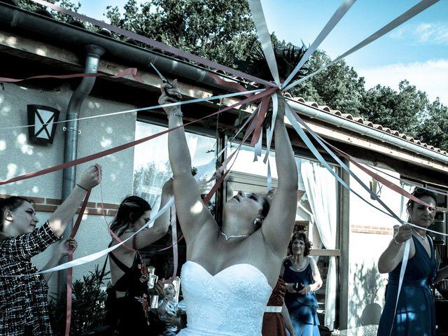 Le mariage de Johan et Lola à Serviès, Tarn 105