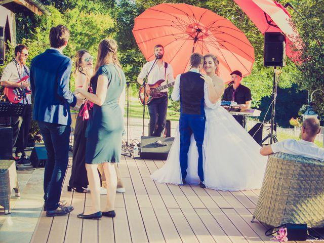 Le mariage de Johan et Lola à Serviès, Tarn 111