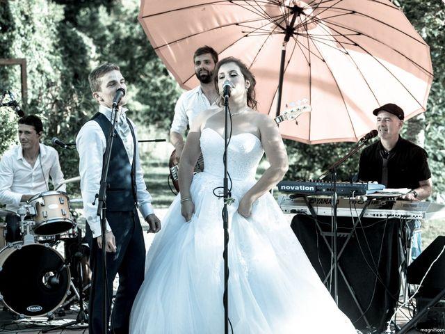 Le mariage de Johan et Lola à Serviès, Tarn 112