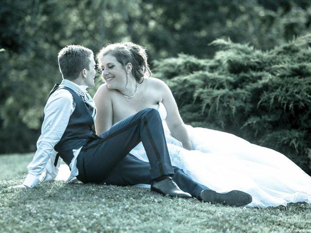 Le mariage de Johan et Lola à Serviès, Tarn 123