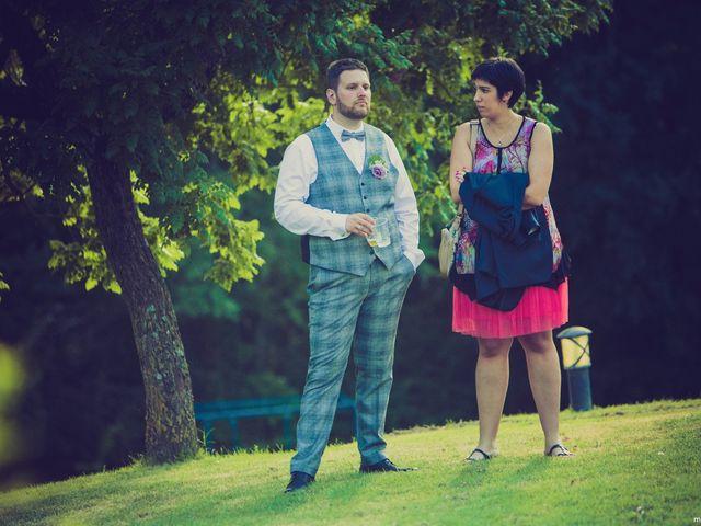 Le mariage de Johan et Lola à Serviès, Tarn 127