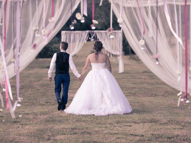Le mariage de Johan et Lola à Serviès, Tarn 131