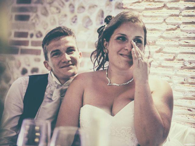 Le mariage de Johan et Lola à Serviès, Tarn 139