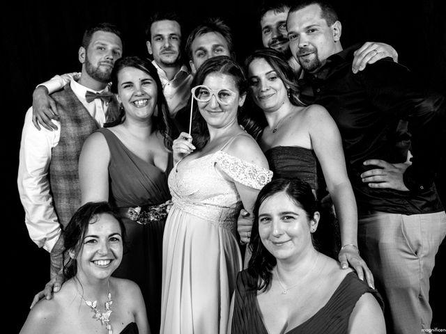Le mariage de Johan et Lola à Serviès, Tarn 152