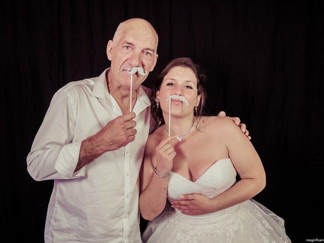 Le mariage de Johan et Lola à Serviès, Tarn 154