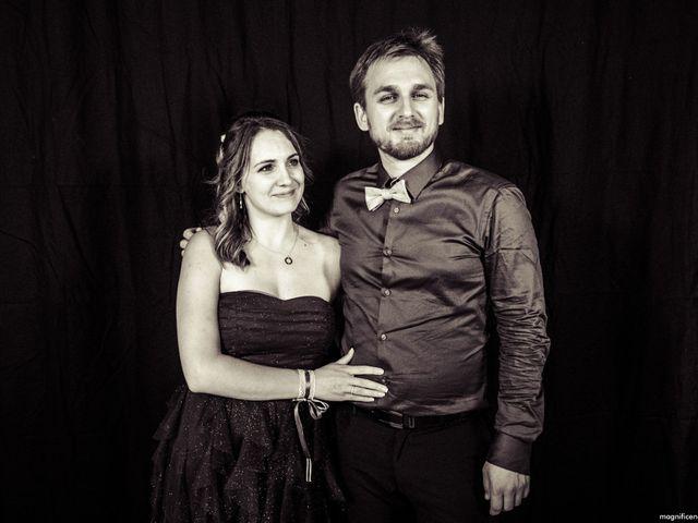 Le mariage de Johan et Lola à Serviès, Tarn 155