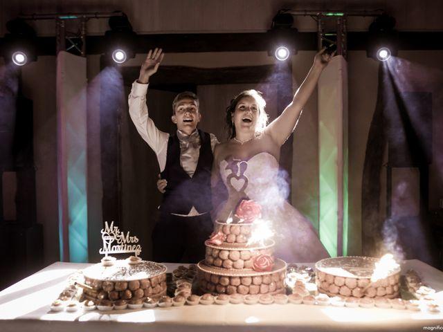 Le mariage de Johan et Lola à Serviès, Tarn 157