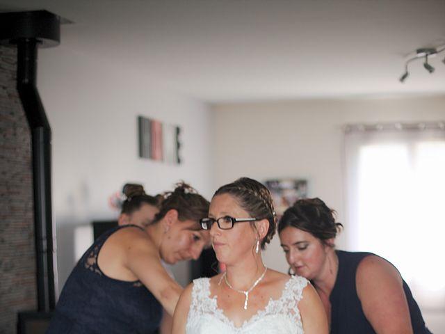Le mariage de Cédric et Julie à Jans, Loire Atlantique 3