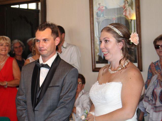 Le mariage de Ludovic et Elodie à Sceaux-sur-Huisne, Sarthe 1