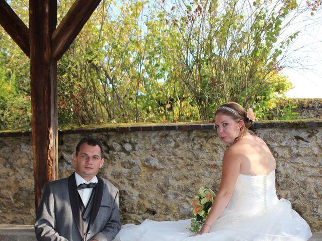 Le mariage de Ludovic et Elodie à Sceaux-sur-Huisne, Sarthe 4
