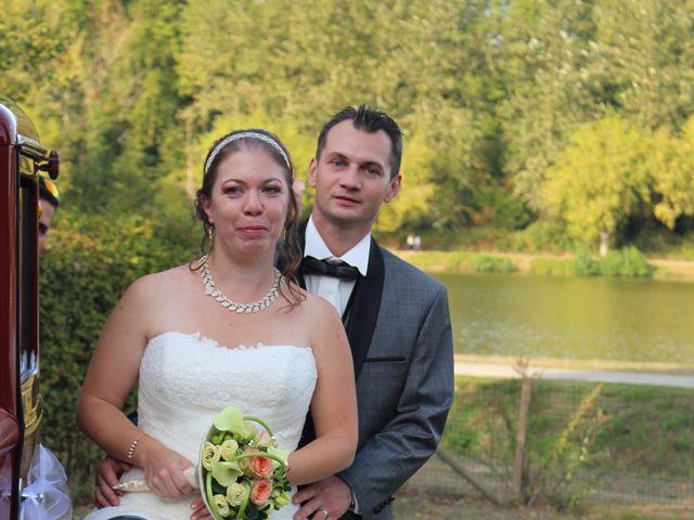 Le mariage de Ludovic et Elodie à Sceaux-sur-Huisne, Sarthe 5