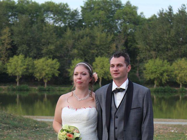 Le mariage de Ludovic et Elodie à Sceaux-sur-Huisne, Sarthe 6