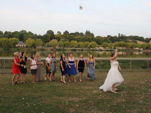 Le mariage de Ludovic et Elodie à Sceaux-sur-Huisne, Sarthe 7
