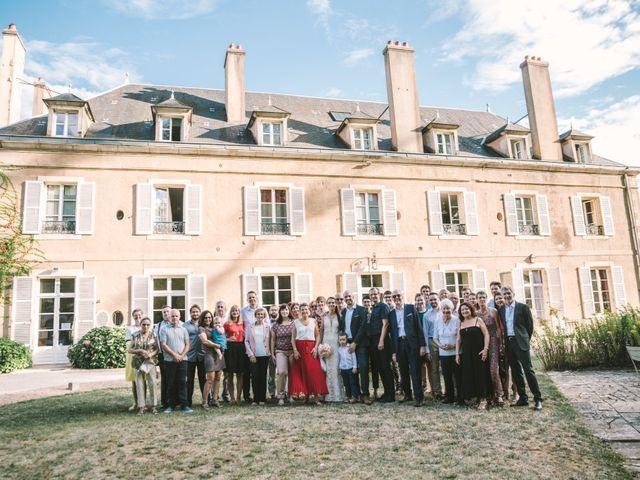 Le mariage de Antoine et Katja à Étaule, Yonne 12