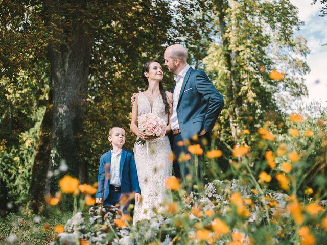 Le mariage de Antoine et Katja à Étaule, Yonne 25