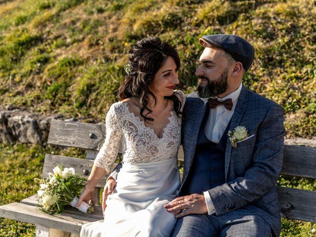Le mariage de David et Karine à Faverges, Haute-Savoie 14