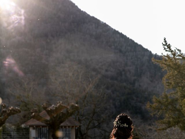 Le mariage de David et Karine à Faverges, Haute-Savoie 15