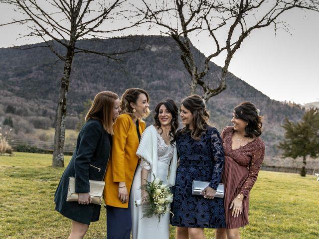 Le mariage de David et Karine à Faverges, Haute-Savoie 24