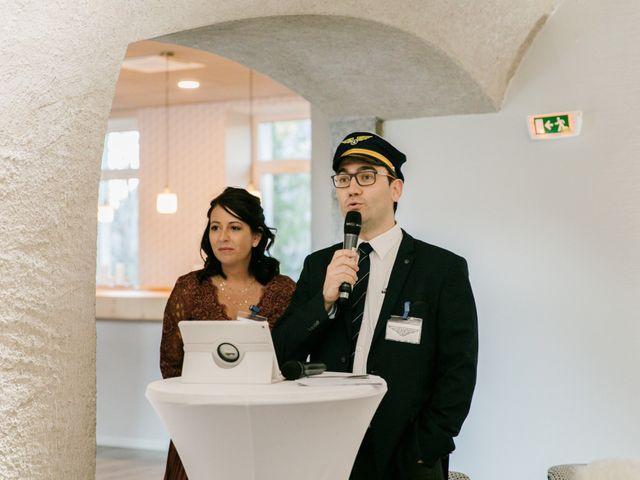 Le mariage de David et Karine à Faverges, Haute-Savoie 28