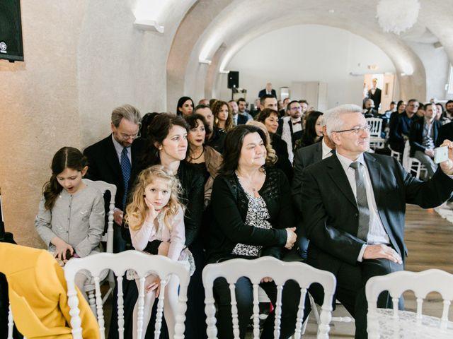 Le mariage de David et Karine à Faverges, Haute-Savoie 31