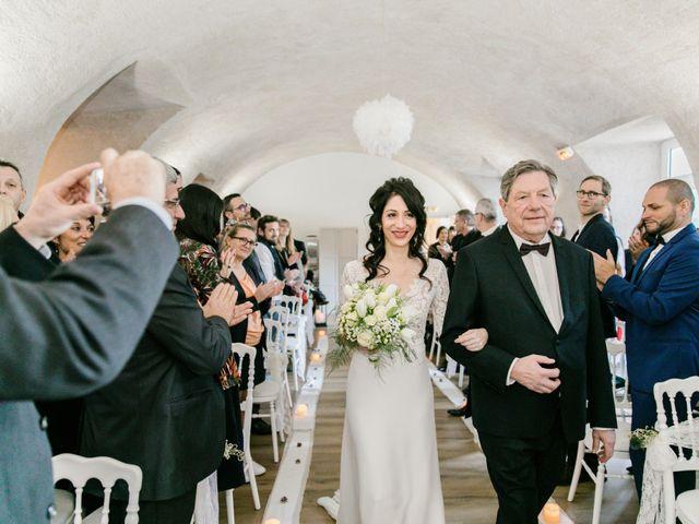 Le mariage de David et Karine à Faverges, Haute-Savoie 35