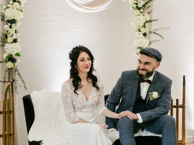 Le mariage de David et Karine à Faverges, Haute-Savoie 40