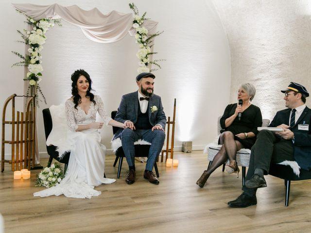 Le mariage de David et Karine à Faverges, Haute-Savoie 41